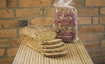 Gluten-Free Seeded Bread